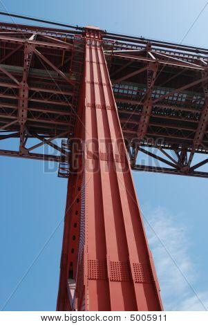 Puente de Lisboa - 25 de abril (estructura)
