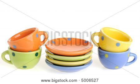Set Color Kitchenware