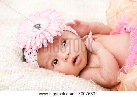 Little baby gitl