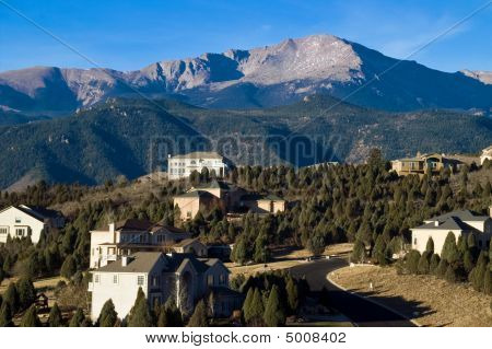 Mountain Homes