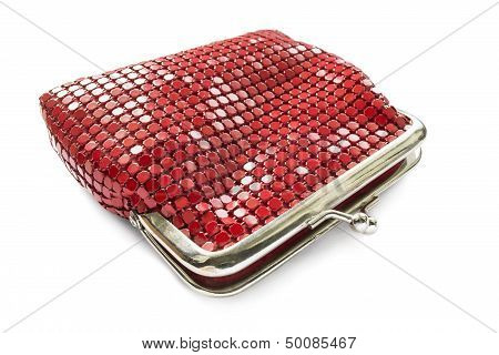 Metal Meshy Purse