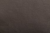 picture of raw materials  - Leather texture in black color - JPG