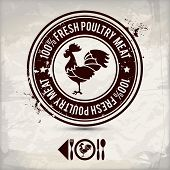 picture of poultry  - alternative poultry label  - JPG