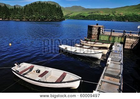 Scottish Loch.