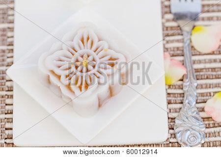 Snow Skin Mooncakes