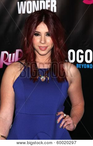 LOS ANGELES - FEB 17:  Jillian Rose Reed at the