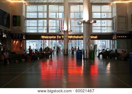 Terminal Indoor