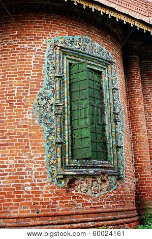 Ancient shutters