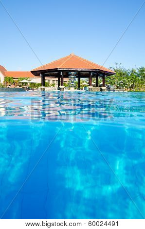 Swimming Pool With Bar, Vietnam