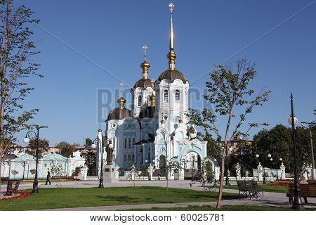 Oleksander's church