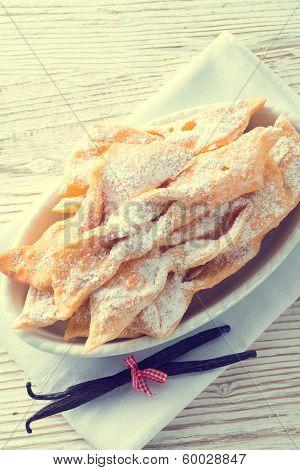 Funnel Cake - Vintage Style