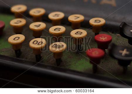 A Vintage Calculator