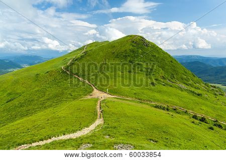 Hiking Trails Crossing