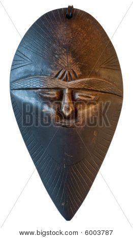 African traditional mask - Morocco