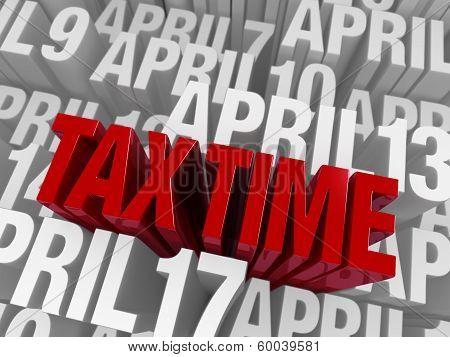 April 15Th, Tax Time