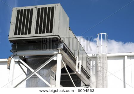 Air Handler Unit Roof Top