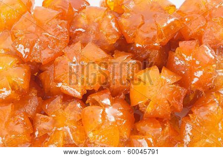 Vietnamese Sweetened Kumquats, Traditional Snack During Lunar New Year, Tet