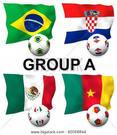 Group A Football