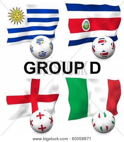 Group D Football