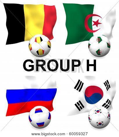 Group H Football