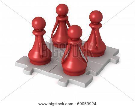 The Pawn Team