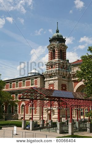 Ellis Island National Monument