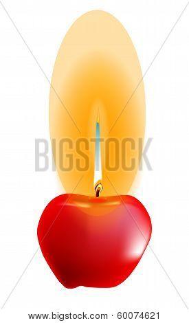 Apple Wick