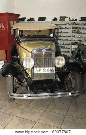 Vintage Car 1929 Chevrolet Phantom