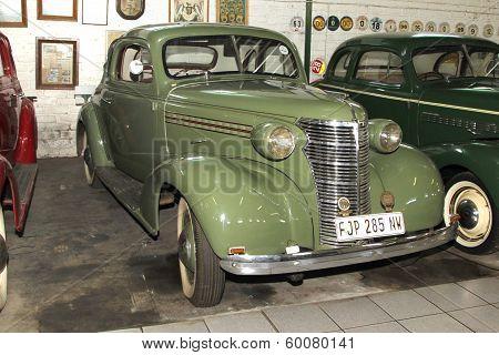 Vintage Car 1938 Chevrolet Coupe