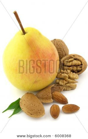 Sweet And Ripe Pear