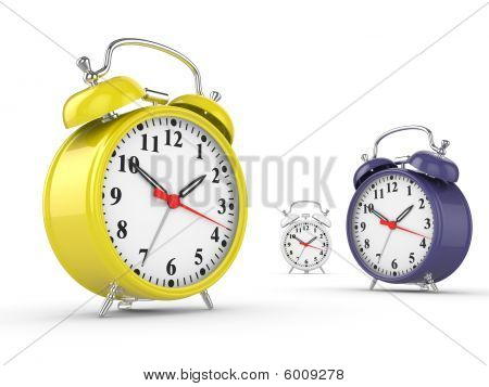 Classic Alarm Clock