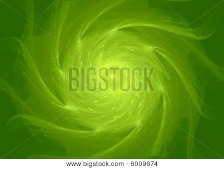 Green Aperture Whirlpool