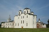 pic of saint-nicolas  - Saint Nicolas Cathedral Novgorod the Great Russia - JPG