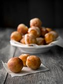 picture of thursday  - Small homemade doughnuts - JPG