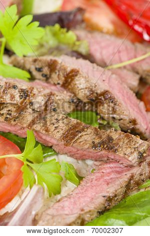 Grilled Beef Wraps