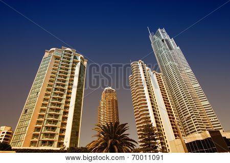 Urban Skyscrapers