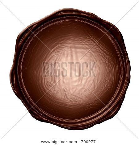 Chocolate Seal