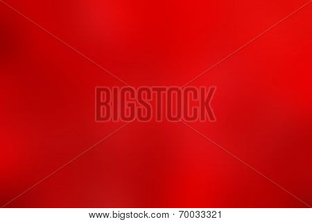 Beautiful Smooth Abstract Red Background For Christmas Card Or Your Design