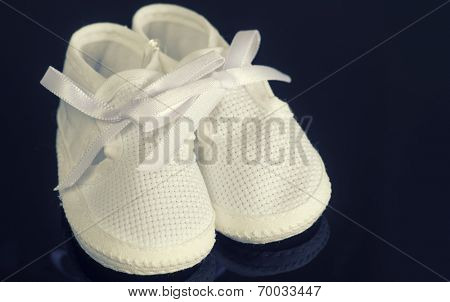 Baby infant booties shoes