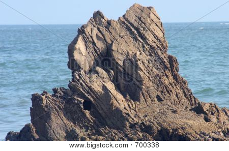 Ocean Rock Blue Ocean