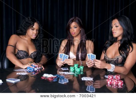 Ladies Poker Room