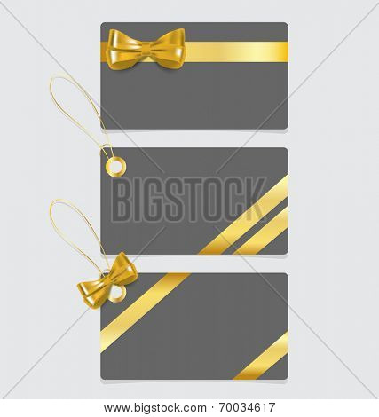Price tag, sale coupon, voucher, note papers. Modern Style template Design vector illustration.