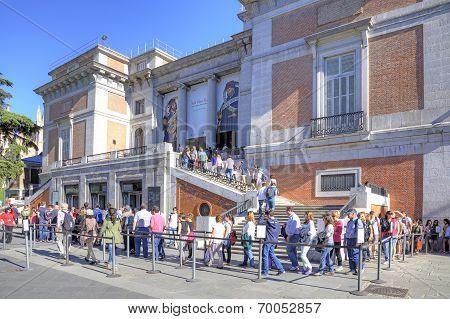 Madrid. Prado Museum