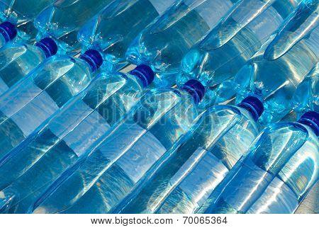 Bottles Of Cold Soda