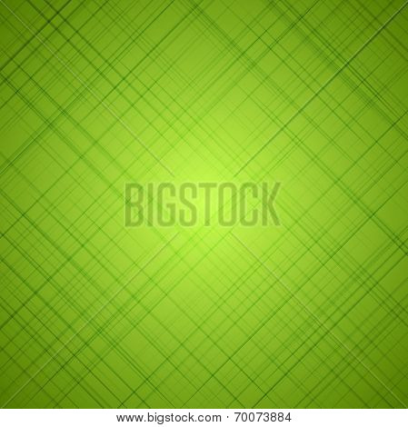 Bright green texture background. Vector design