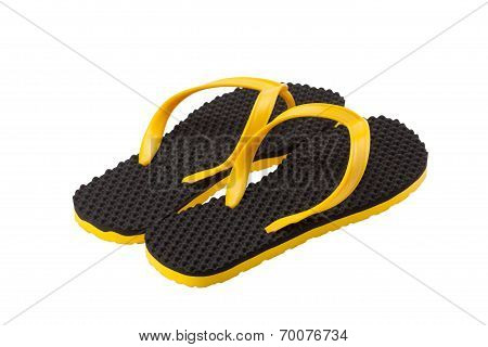 Flipflop Or Sandal Shoe
