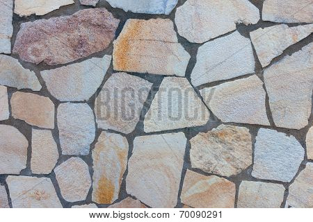Background Of Natural Stone Texture