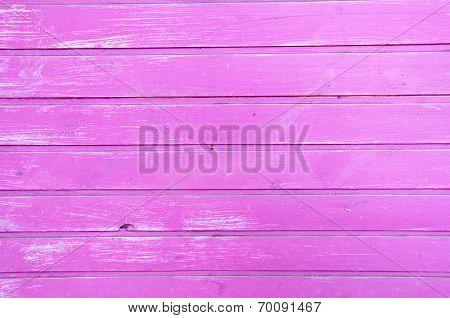 Pink Purple Wooden Stripes Background