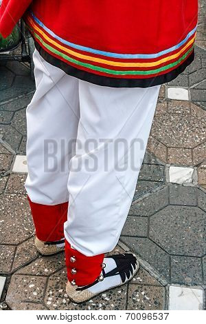 Catalan Spanish Costume