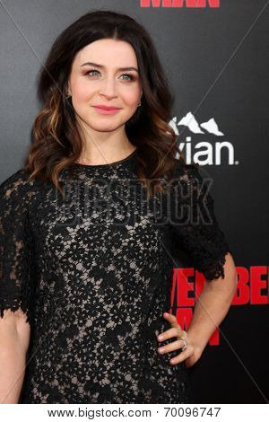 LOS ANGELES - AUG 13:  Caterina Scorsone at